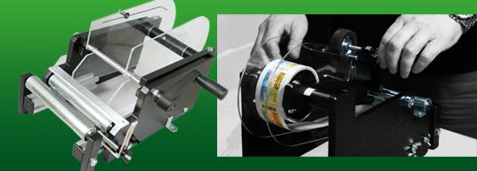 Etiketteringsmaskiner och tillbehör