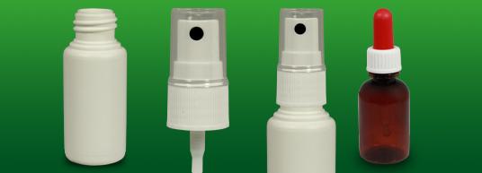 Sprayflaskor 30ML