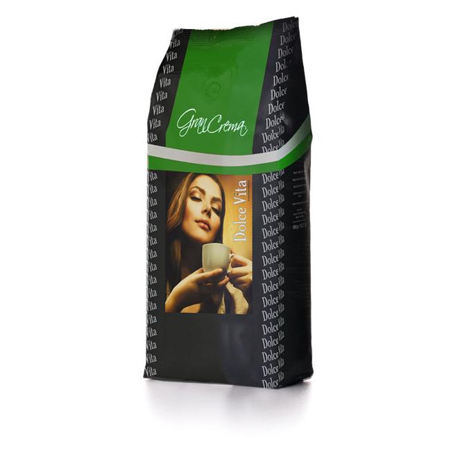 Gran Crema hela kaffebönor