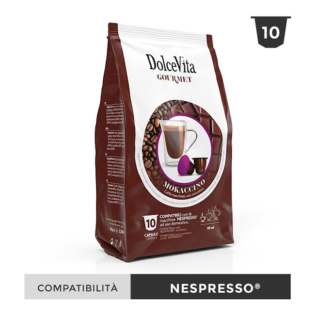 Mokaccino till Nespresso®