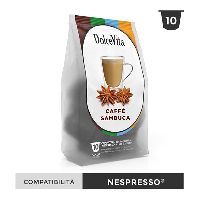 Caffe´Alla Sambuca till Nespresso®