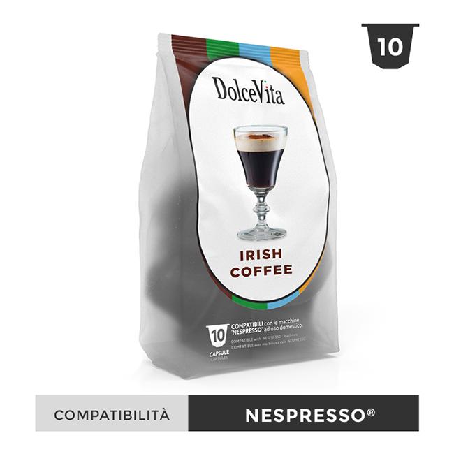 Irish Coffee till Nespresso®