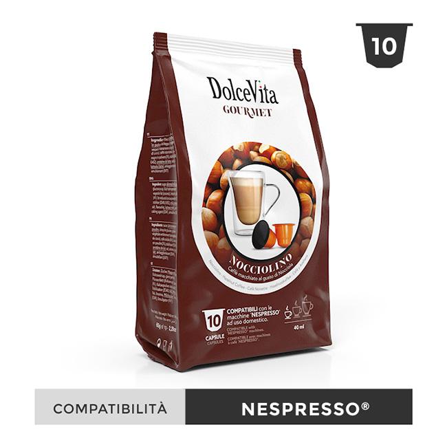 Nocciolino till Nespresso®