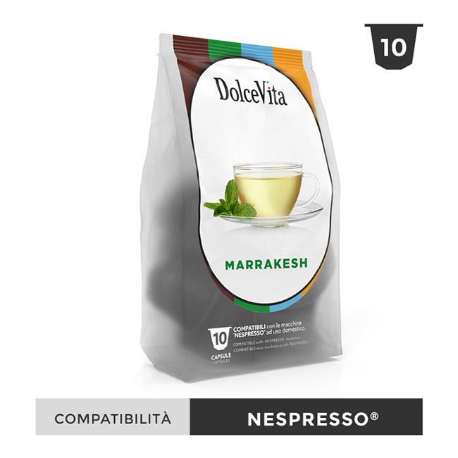Marrakesh te till Nespresso®