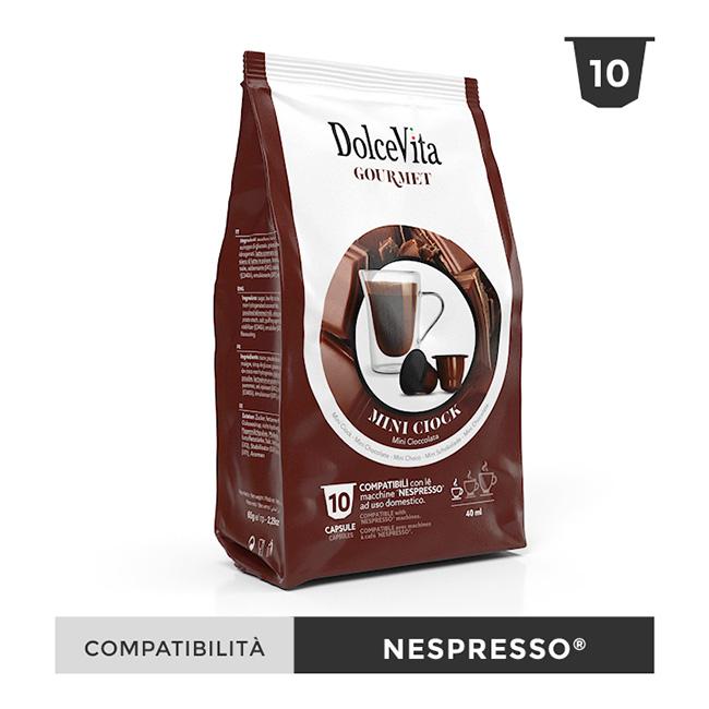 Cioccolata till Nespresso®