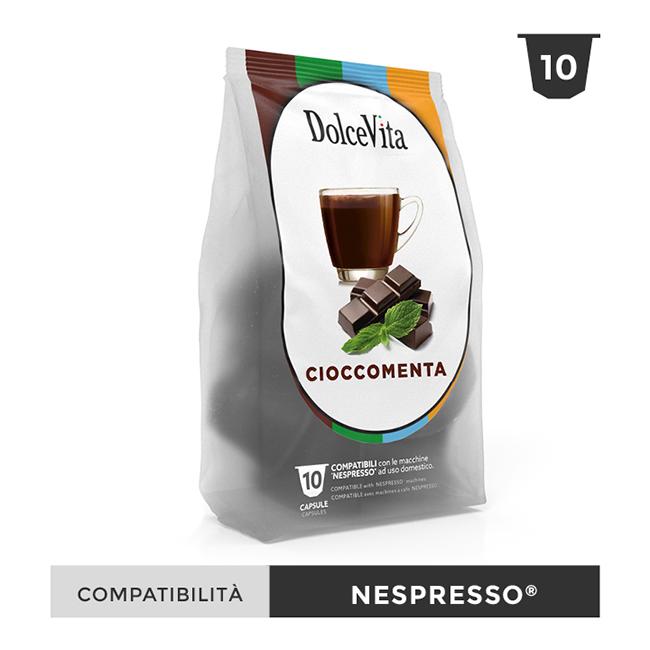 Cioccomenta till Nespresso®