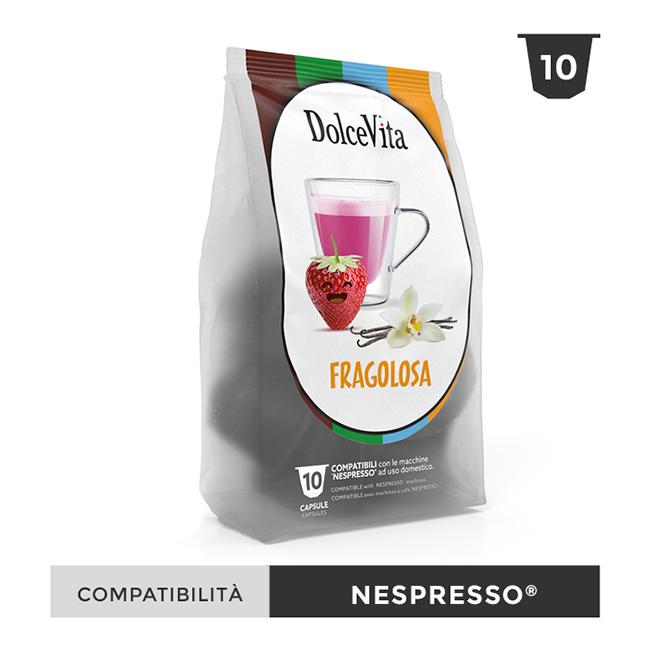 Fragolosa till Nespresso®