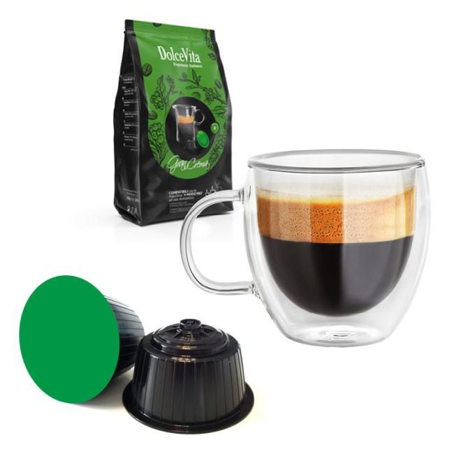 Gran Crema kaffekapslar till Dolce Gusto ®