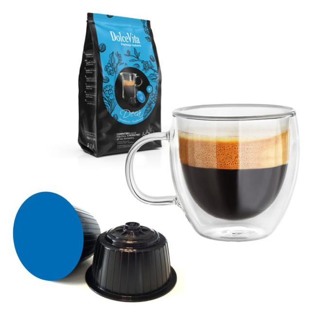 Decà Kaffekapslar till Dolce Gusto ®