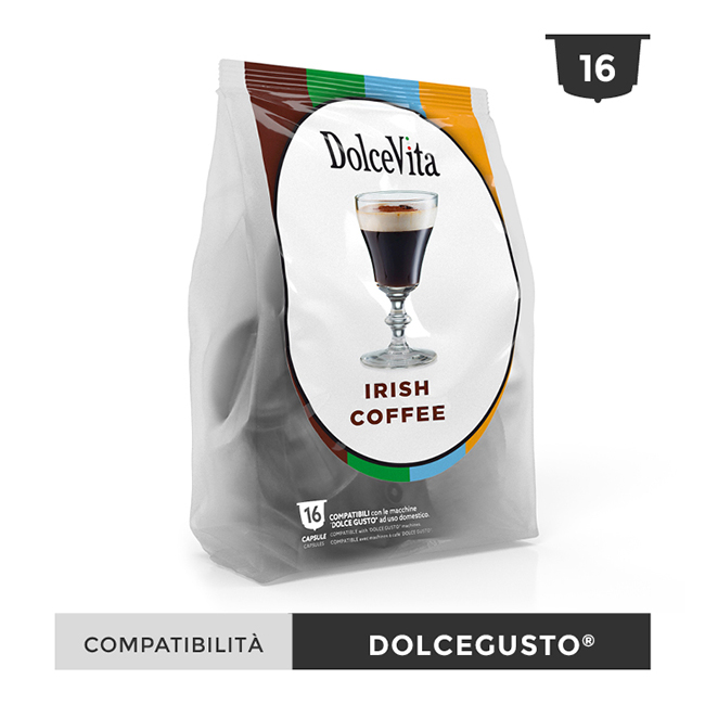 Irish Coffee till Dolce Gusto®