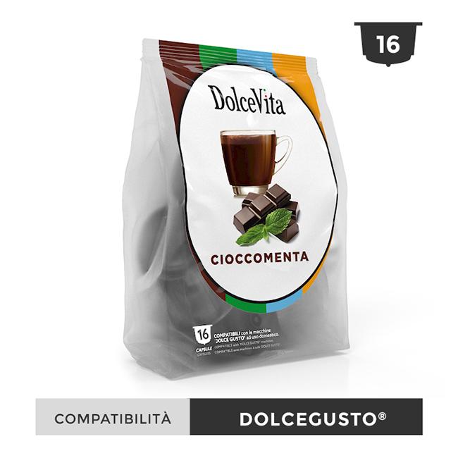 Cioccomenta till Dolce Gusto®