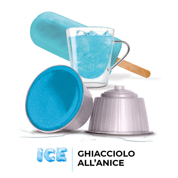 Ghiacciolo all'anice ICE till Dolce Gusto®