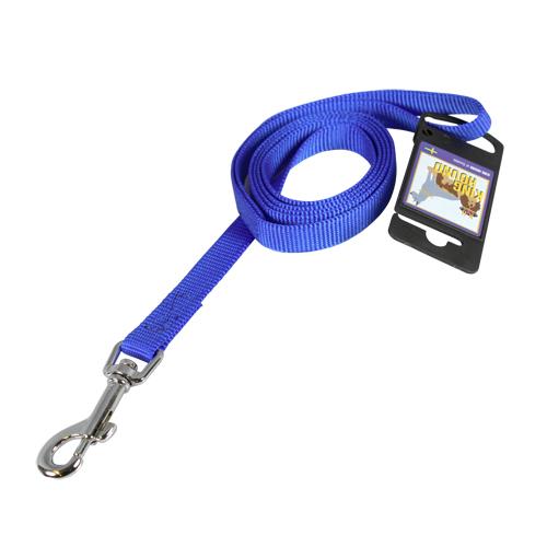Nylonkoppel blå 15mm x 150cm