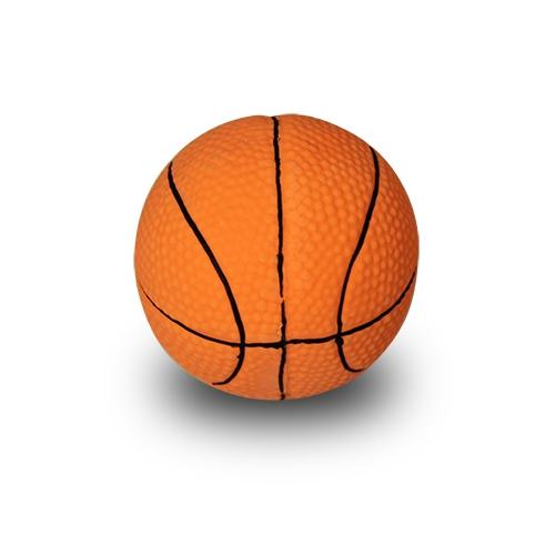 Basketboll Latex Orange 7 cm.