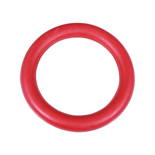 Gummiring röd 150 mm.