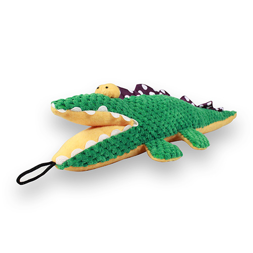 Krokodil i plysch 40 cm
