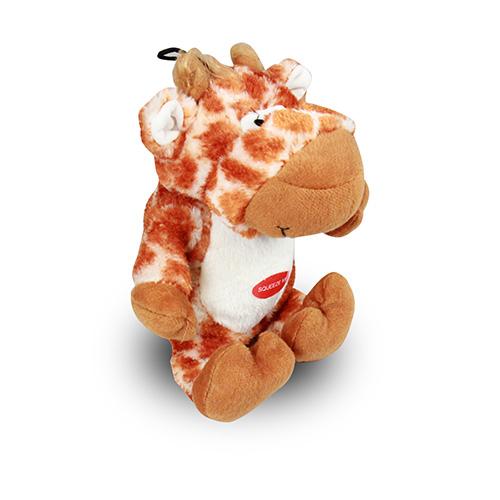 Giraff i plysch 23 cm