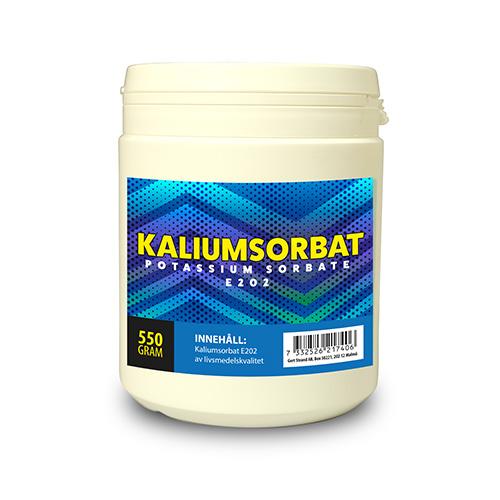 Kaliumsorbat 550 g
