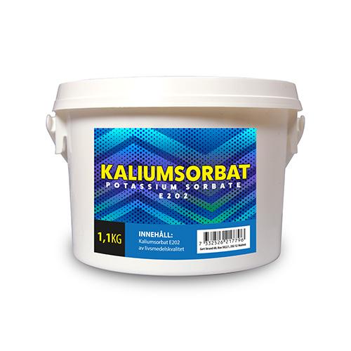 Kaliumsorbat 1.1 kg