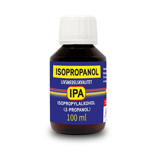 Isopropanol livsmedelskvalitet 100 ml