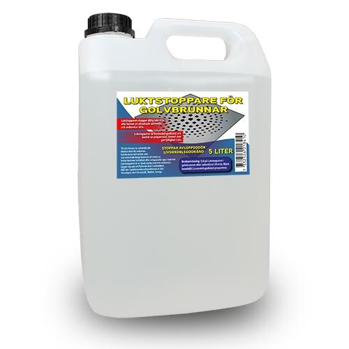 Luktstoppare för avloppsodör 5 liter