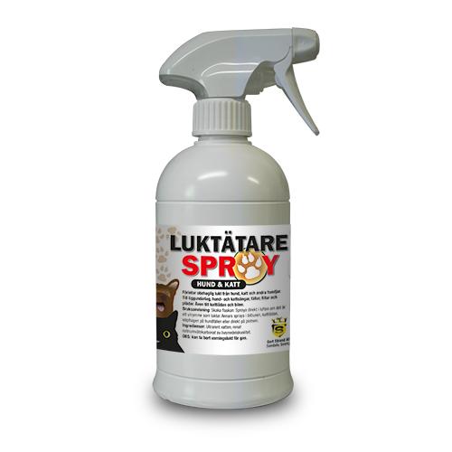 Luktätare spray hund och katt 500 ml