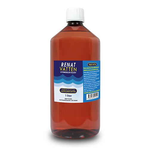 Renat vatten 1 Liter