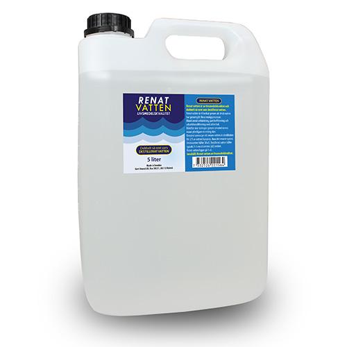 Renat vatten 5 Liter