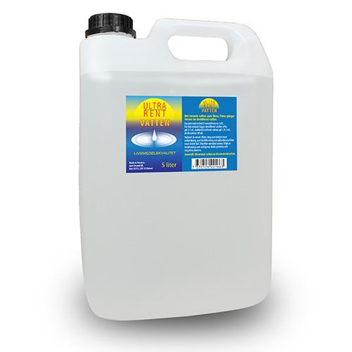 ULTRA-rent vatten 5 Liter