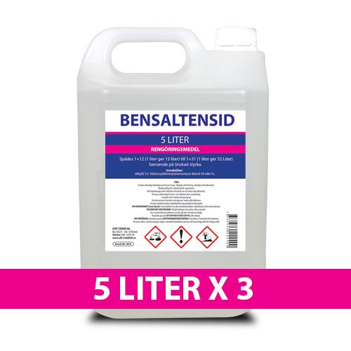 Bensaltensid 15 liter
