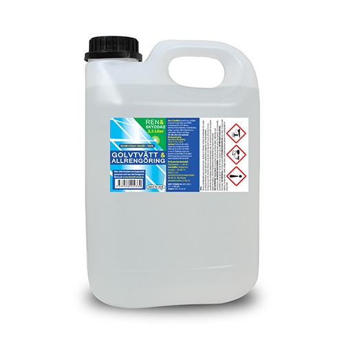 Golvtvätt Rent & Skyddat 2 5 liter
