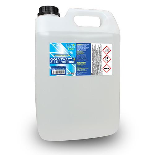 Golvtvätt Rent & Skyddat  5 liter