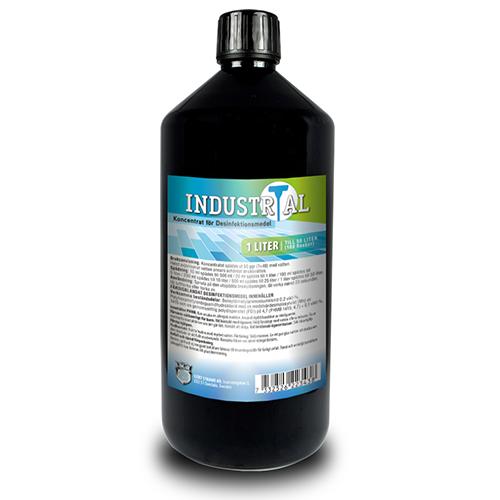 INDUSTRIkoncentrat Desinfektionsmedel 1 liter