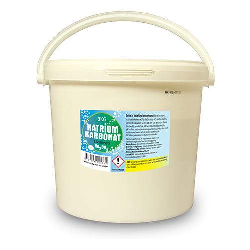 Natriumkarbonat 3 KG