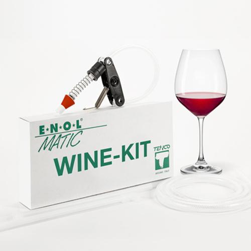 Enolmatic tapphuvud för drycker och vin