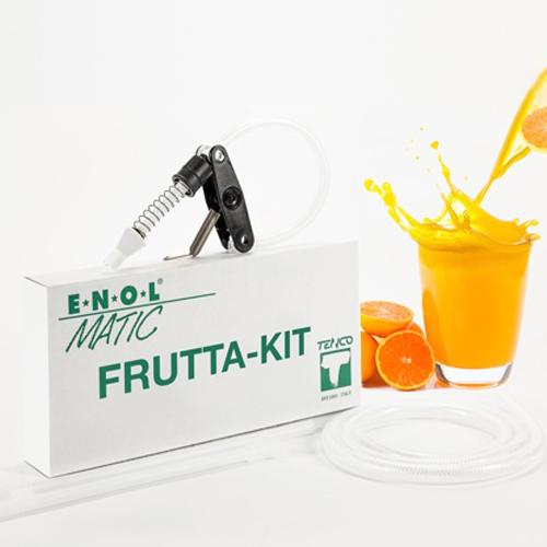 Enolmatic tapphuvud för fruktdrycker