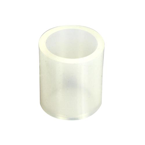 Trattmuff som tätar mellan tratt och 40 mm rör
