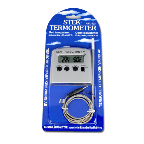 Digital Amazing stektermometer