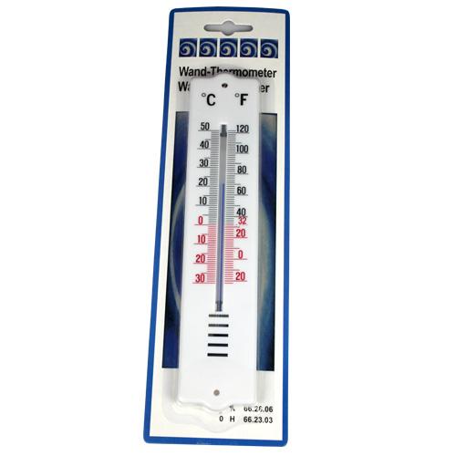 Väggtermometer -30 - +50 C