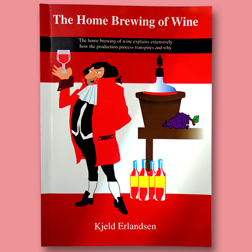 The Home Brewing of Wine Black Friday Pris