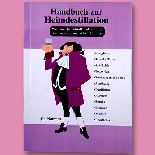 Handbuch zur Heimdestillation Black Friday Pris