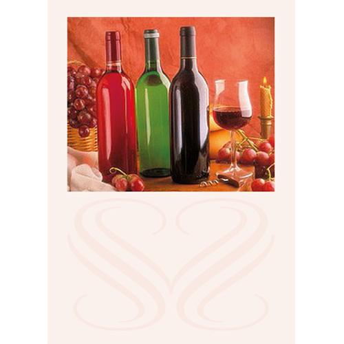 Vinetiketter Vinflaskor nr 1 24 st.
