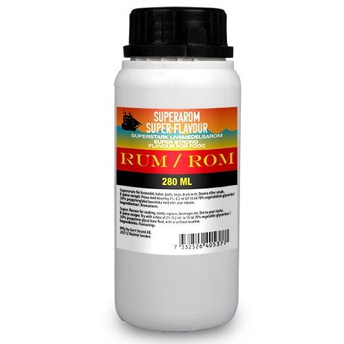 Superarom Rum 280 ML