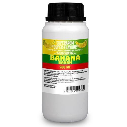 Superarom Banan 280 ML