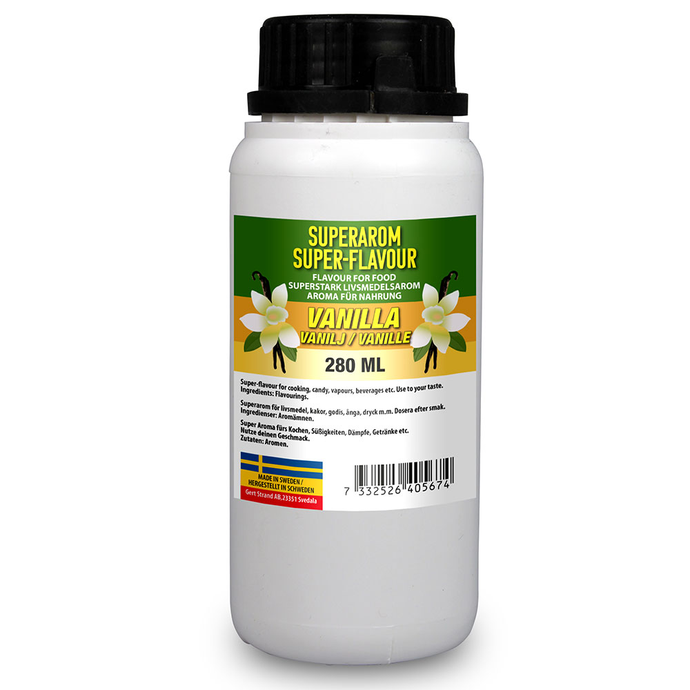 Superarom Vanilj 280 ml