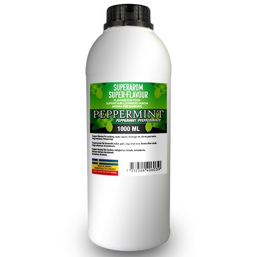 Superarom Pepparmint 1 Liter