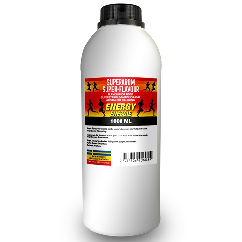 Superarom Energy 1 Liter