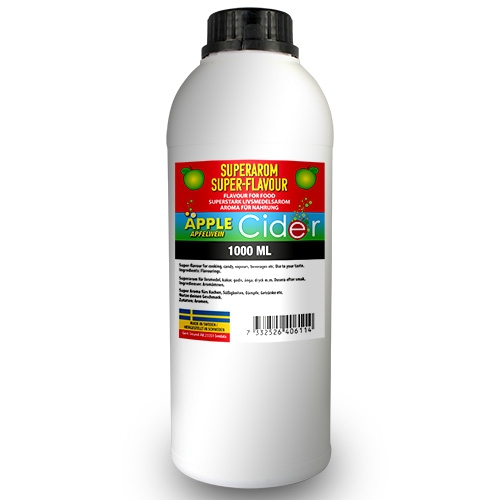 Superarom Apple Cider 1 Liter