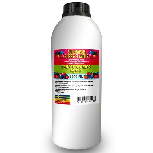 Superarom Forrest Berry 1 Liter