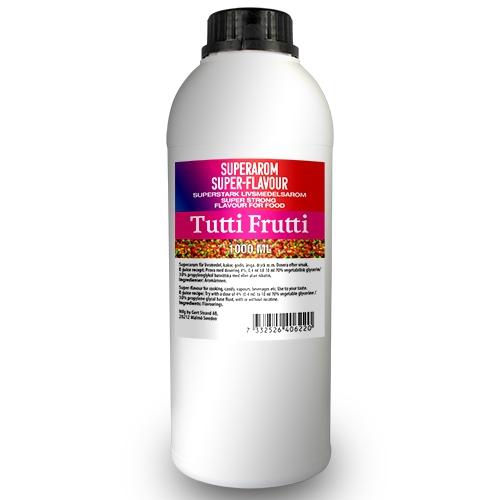 Superarom TuttiFrutti 1 Liter